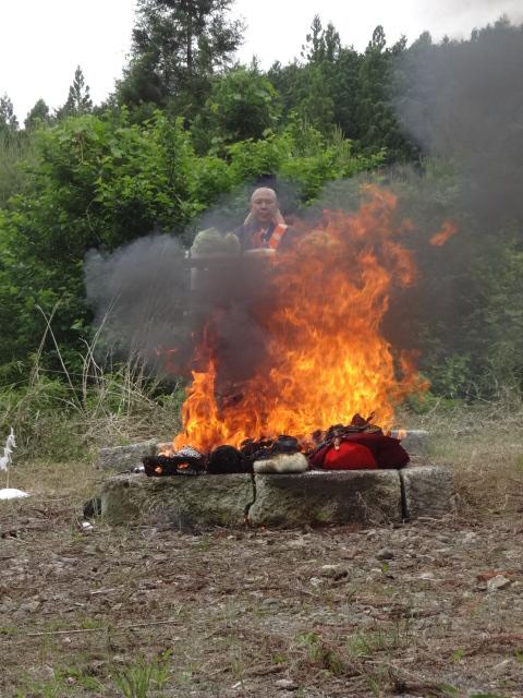 人形供養お焚き上げ法要H30年