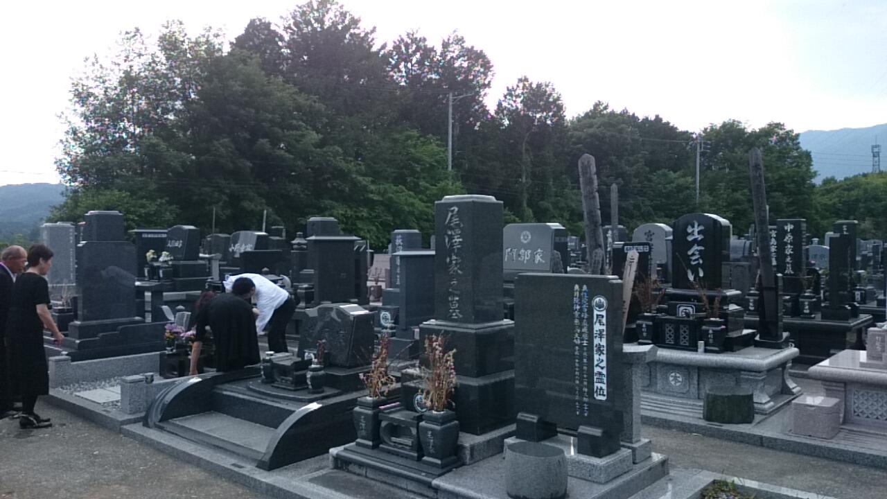 飯田市 お墓