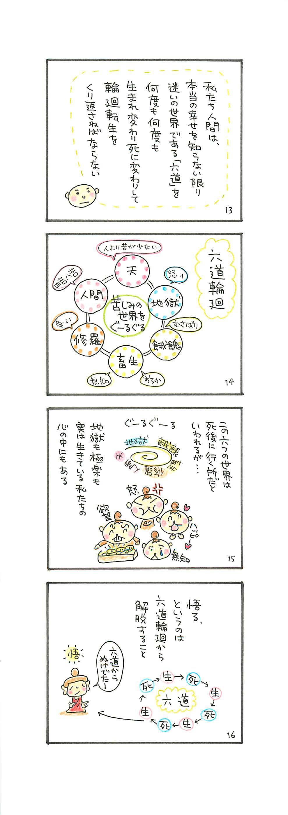 降誕会漫画薫明花まつり_ページ_4