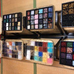 尼カフェ 令和2年1月「パワー念珠作り」