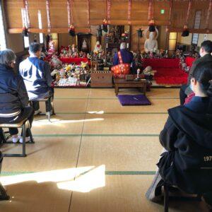 東京本寿院の人形供養令和3年4月