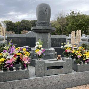 永代供養墓「ありが塔」令和3年春の合同法要
